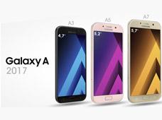 Samsung Galaxy A3, A5 и A7 (2017): «середнячки» с замашками флагманов