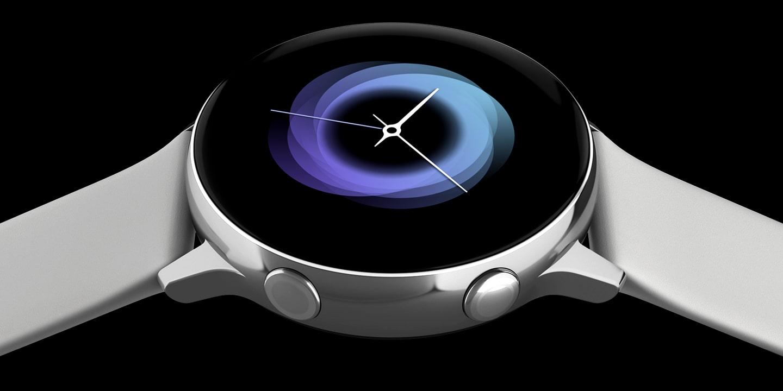 Следующее поколение Galaxy Watch Active