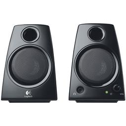 Звуковые колонки Logitech Z130 Black