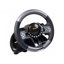 Руль и педали Defender Forsage GTR