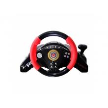 Руль и педали X-Game P3806