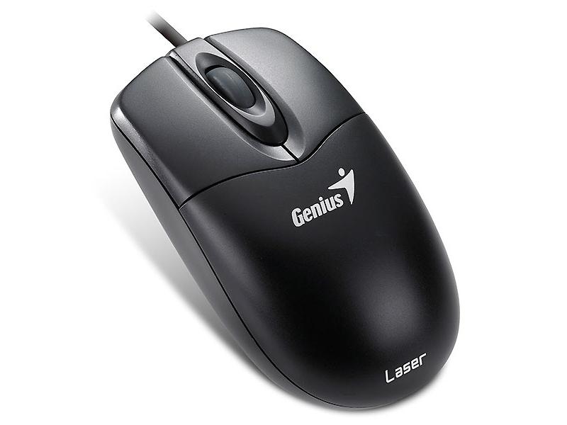 Мышь Genius Laser NetScroll 200