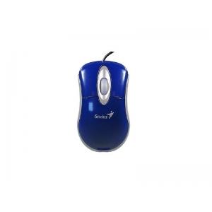 Мышь Genius Optical Ergo 330 Silver-Blue