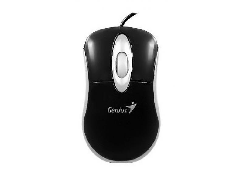 Мышь Genius Ergo 330 Silver/Black