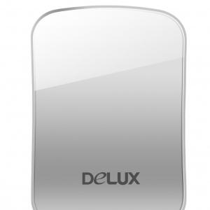 Мышь Delux DLM-118GL white