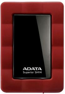 Внешний жесткий диск Adata ASH14-ASH14-1TU3-CRD Red