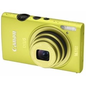Цифровой фотоаппарат Canon Digital Ixus 125 HS Green