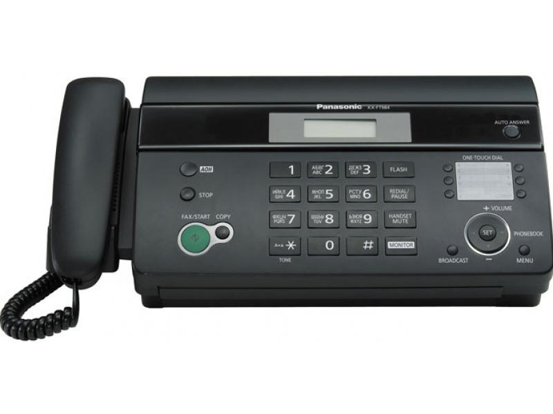 Факсимильный аппарат Panasonic KX-FT982CA-B