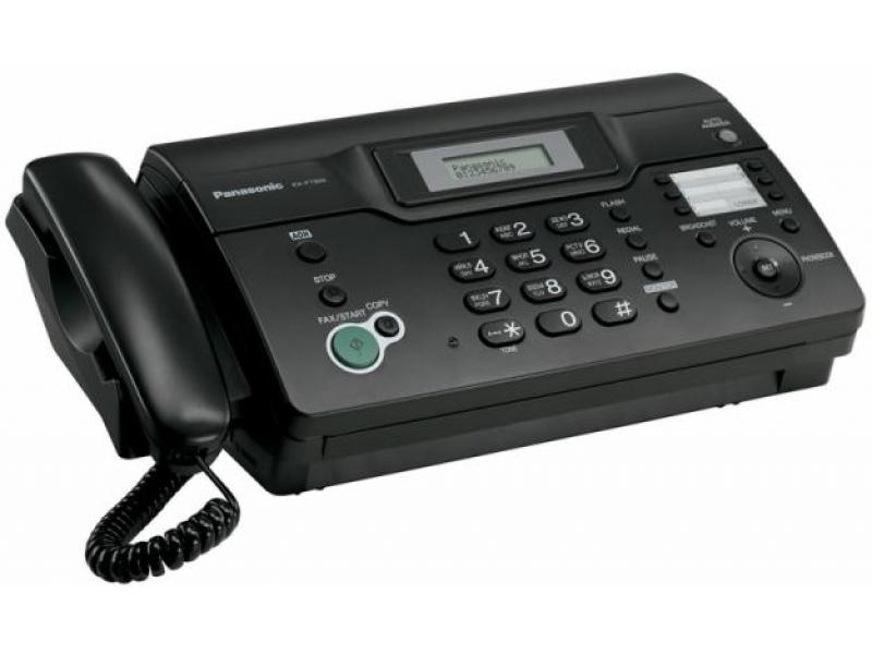Факсимильный аппарат Panasonic KX-FT988CA-B