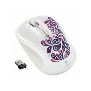 Мышь Logitech M325 910-003021 White Paisley