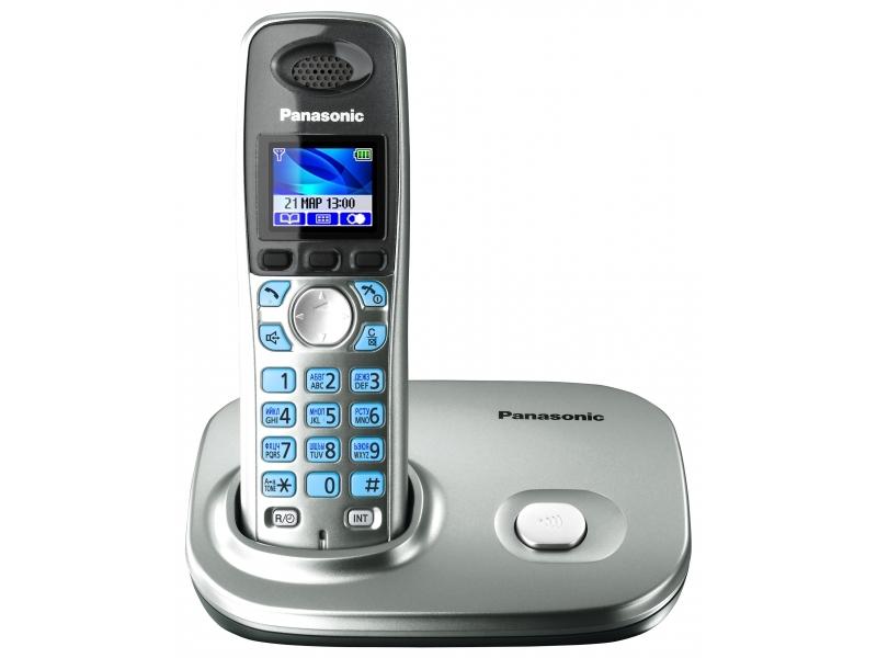 Радиотелефон Panasonic KX-TG8011CAS