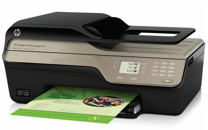 МФУ HP DeskJet 4615 (CZ283C)