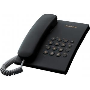 Проводной телефон Panasonic KX-TS2350СAB