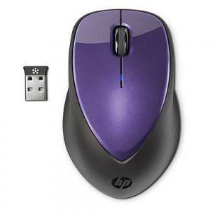 Мышь HP x4000 (H2F48AA) Bright purple