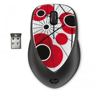 Мышь HP x4000 (H2F39AA) Poppy