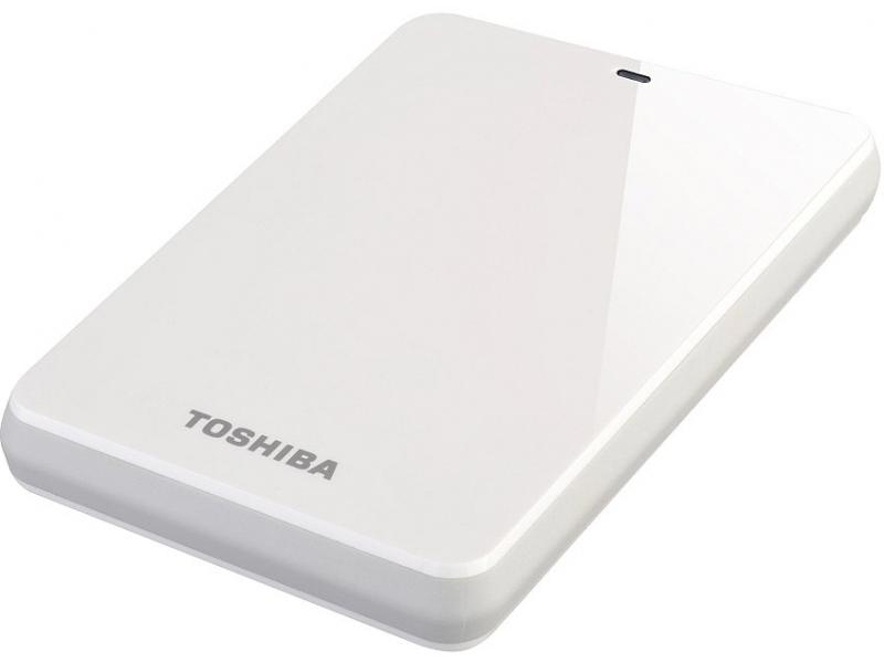 Внешний жесткий диск Toshiba Canvio HDTC605EW3A1 White