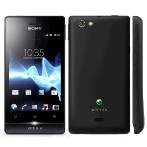 Смартфон Sony Xperia Miro ST23I Black