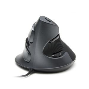 Мышь Delux DLM-618LUB black