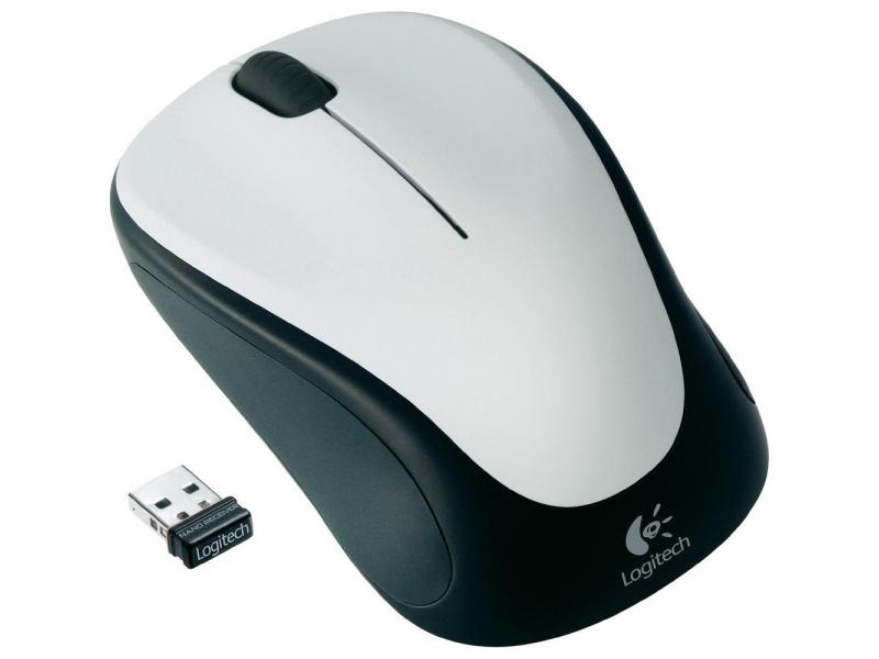 Мышь Logitech M235 910-003036 Ivory White