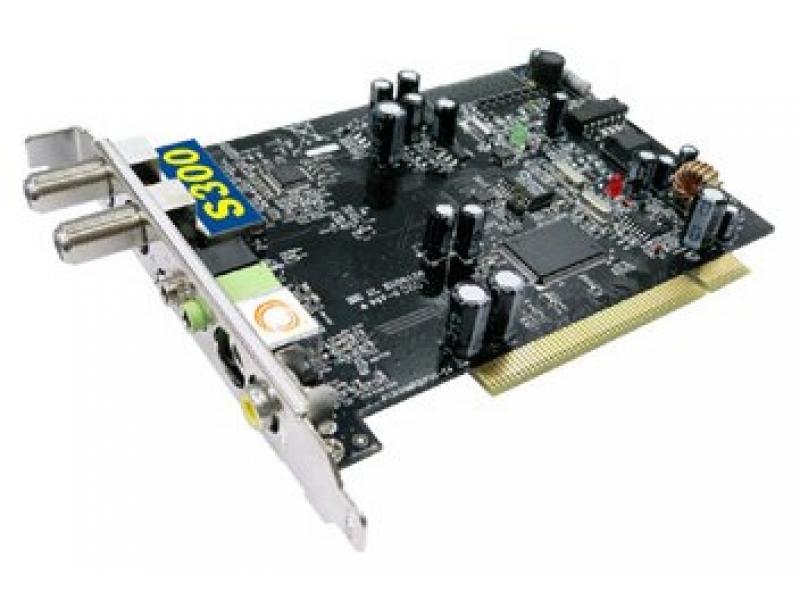 TV тюнер COMPro VideoMate Vista S300