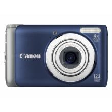 Цифровой фотоаппарат Canon PowerShot A3100 IS blue