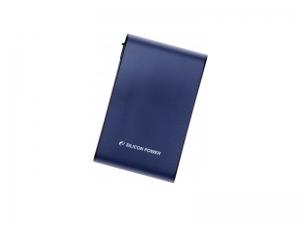 Внешний жесткий диск Silicon Power (SP010TBPHDA80S3B) Cyan