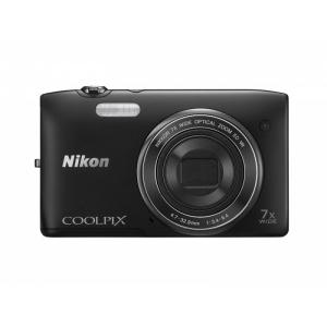 Цифровой фотоаппарат Nikon Coolpix S3500 Black