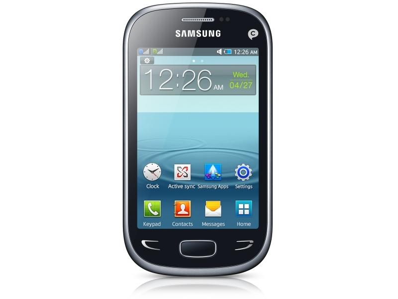 Мобильный телефон Samsung Rex 90 Metallic Blue