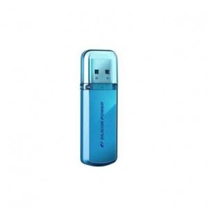 Флэшка Siliconpower SP002GBUF2101V1B Blue