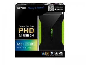 Внешний жесткий диск Silicon Power (SP010TBPHDA15S3K) Black