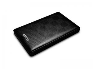 Внешний жесткий диск Silicon Power (SP750GBPHD03S3K) Black