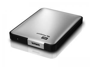 Внешний жесткий диск WD (WDBBEP0010BSL-EESN)