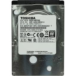 HDD диск Toshiba MQ01ABF050
