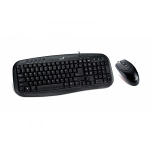 Клавиатура Genius KM-200 Black