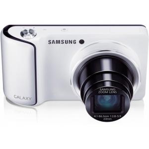Цифровой фотоаппарат Samsung Galaxy Camera EK-GC100ZWASKZ White