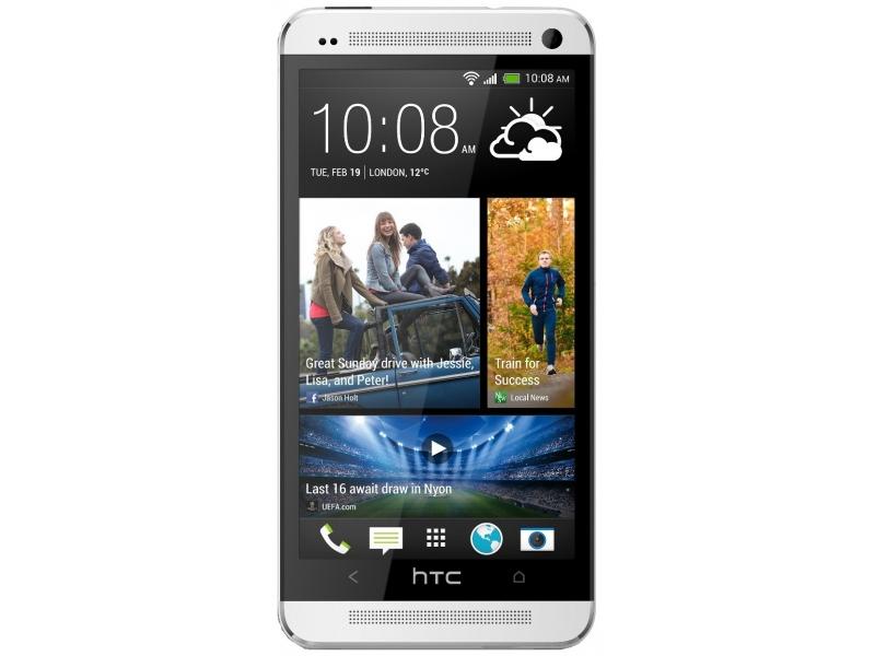 Смартфон HTC One Silver