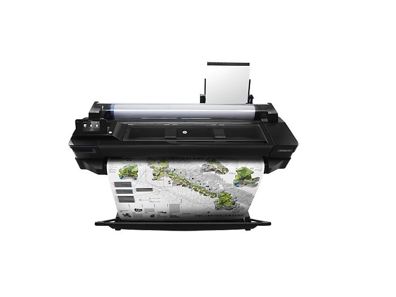 Принтер HP Designjet T520 ePrinter (CQ893A)