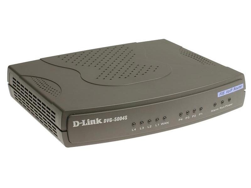 Коммутатор D-link DVG-5004S