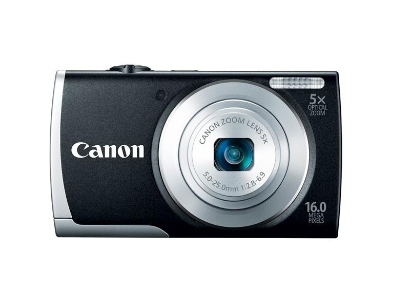 Цифровой фотоаппарат Canon PowerShot A2600 Black