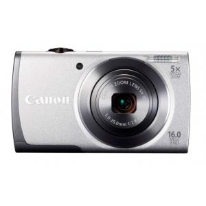 Цифровой фотоаппарат Canon PowerShot A3500 IS Silver