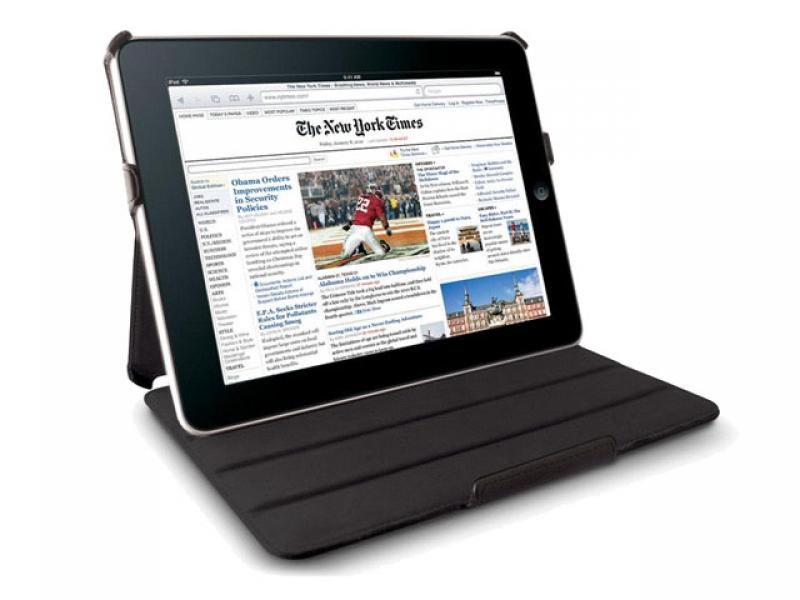 Чехол для планшета Yotrix Flip Case Black