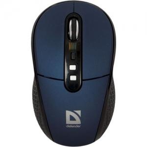 Мышь Defender 335 Nano Teana Indigo