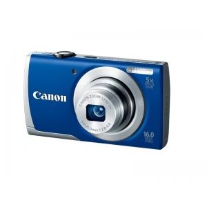 Цифровой фотоаппарат Canon PowerShot A2600 Blue