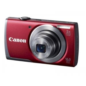 Цифровой фотоаппарат Canon PowerShot A2600 Red