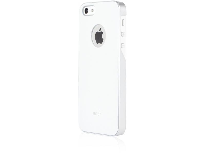 Чехол для мобильного телефона Moshi White (iPhone 5G)