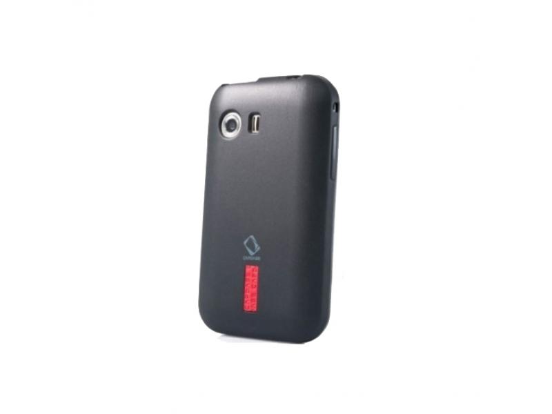 Чехол для мобильного телефона Capdase Black (Samsung GT-S5360 Galaxy Y)