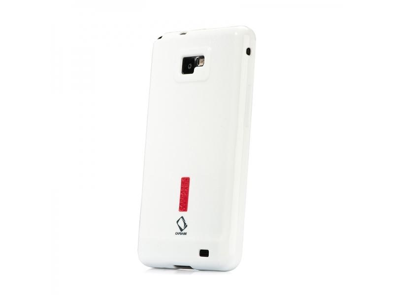 Чехол для мобильного телефона Capdase White (Samsung I9100)