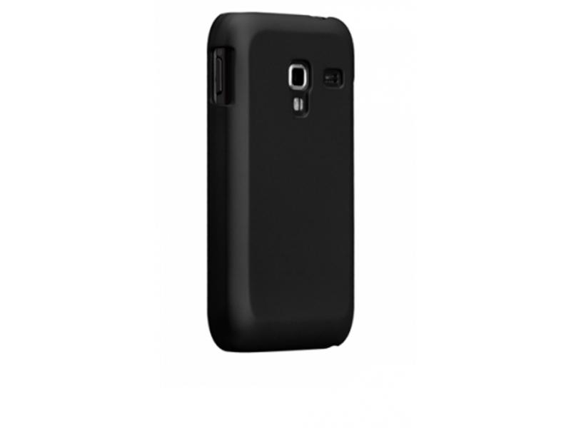Чехол для мобильного телефона Moshi Black (Samsung I8160)