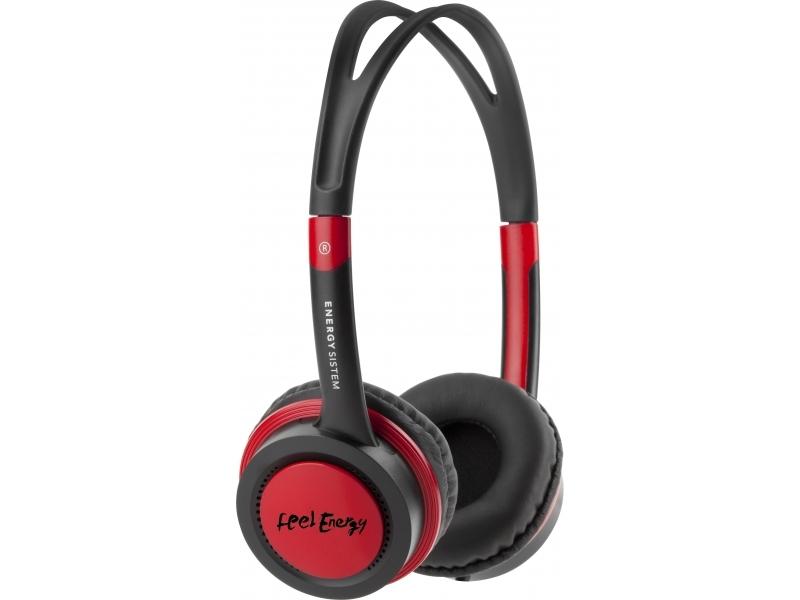 Наушники Energy Sistem DJ E510 Ruby Red