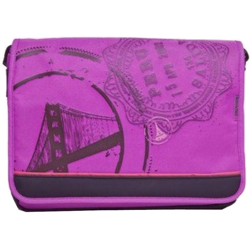 Сумка для ноутбука Soyntec 100 Traveller Purple